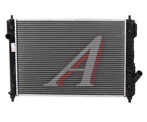 Радиатор CHEVROLET Aveo (08-) охлаждения двигателя LUZAR LRC0581, 61687, 95227753