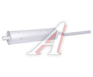 Глушитель ГАЗ-3302 активного типа Баксан 3302-1201010, 3302/2611-1201010