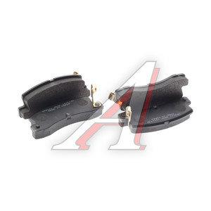 Колодки тормозные TOYOTA Avensis задние (4шт.) HSB HP5121, GDB3164, 04466-32050