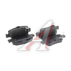 Колодки тормозные TOYOTA Auris (07-) задние (4шт.) HSB HP9915, GDB3480, 04466-02181