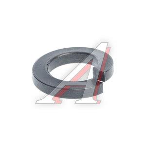 Шайба 16.3х3.5 пружинная черная DIN127