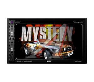 Магнитола автомобильная 2DIN MYSTERY MDD-6840S MYSTERY MDD-6840S