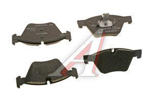 Колодки тормозные BMW 5 (F18) (2.0-3.0) передние (4шт.) OE 34116775310, GDB1559