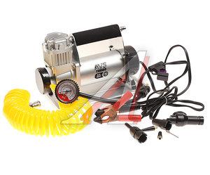 Компрессор автомобильный 90л/мин. 10атм. 30А 12V на клеммы АКБ Turbo AVS 80504, AVS KS900