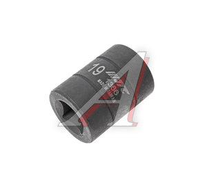 """Головка торцевая 1/2"""" 19 5-ти гранная для тормозных систем """"bendix"""" JTC JTC-1366"""