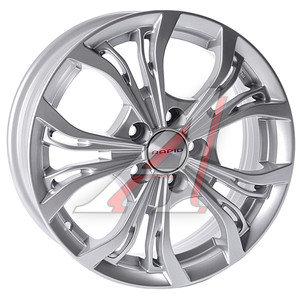 Диск колесный литой VW Polo Sedan SKODA Rapid R15 Аламида БП КС-701 K&K 5х100 ЕТ38 D-57,1