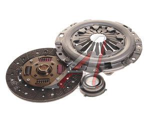 Сцепление KIA Picanto (04-) (1.0/1.1) комплект VALEO PHC HDK-134, 41100-02510/41300-02510/41421-02000