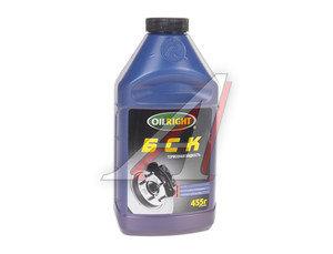Жидкость тормозная 0.5л БСК OIL RIGHT 2649, OIL RIGHT