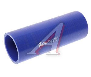 Патрубок МАЗ радиатора нижний (L=180мм, d=60) силикон 6422-1303025