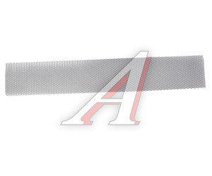 Решетка радиатора сетка (черная) средняя 120х20см TEORIN 120105B