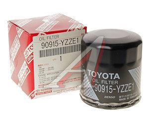 Фильтр масляный TOYOTA OE 90915-YZZE1, OC534, 90915-YZZE1/90915-YZZJ1