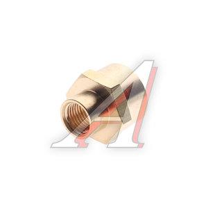 """Переходник для компрессора F1/2""""х1/4"""" соединитель внутренняя резьба FF08/04, PN-FF08/04"""