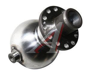 Опора шаровая УРАЛ кулака поворотного под 12 отверстий (с 2003г.) (ОАО АЗ УРАЛ) 6361-2304013