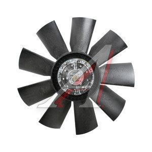 Вентилятор КАМАЗ-ЕВРО 660мм с вязкостной муфтой в сборе (дв.740.30,31 до 2007г.) ТЕХНОТРОН 18223-3, 21-447СБ