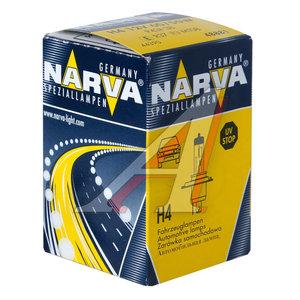 Лампа 12V H4 60/55W P43t-38 NARVA 48881, N-48881, АКГ12-60+55(Н4)