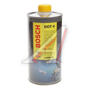 Жидкость тормозная DOT-4 1л BOSCH BOSCH DOT-4, 1987479002/1987479107