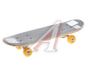 "Скейтборд 20х6"" алюминиевый трак Junior 2 LARSEN MSA-2, 336051"