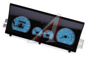 Комбинация приборов ВАЗ-21213 тюнинг голубая АВТОПРИБОР 37.3801-02, 37.3801010-02, 21213-3801010