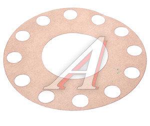 Прокладка УРАЛ опоры шаровой 0.5мм (12 отверстий) (ОАО АЗ УРАЛ) 6361Х-2301055