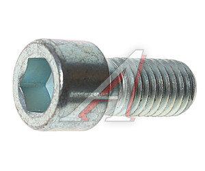 Болт М12х1.75х25 цилиндрическая головка внутренний шестигранник DIN912