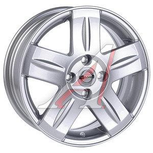 Диск колесный литой NISSAN Almera (13-) R15 NS117 S REPLICA 4х100 ЕТ50 D-60,1