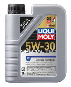 Масло моторное SPECIAL TEC F A5/B5 синт.1л LIQUI MOLY LM SAE5W30 8063