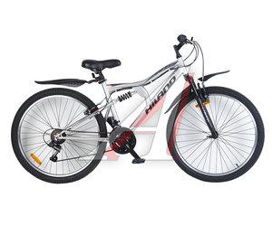 """Велосипед 26"""" 21-ск. двухподвесный Vision HILAND T19B106-26 A, 170"""