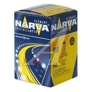 Лампа 24V H4 75/70W P43t NARVA 488923000, N-48892, АКГ 24-75-70 (Н4)
