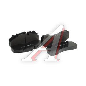 Колодки тормозные MERCEDES DAF SCANIA IVECO SAF МАЗ-203 передние/задние (4шт.) VALEO 882200, 29061, 81508206056