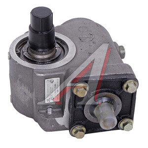 Механизм рулевой ГАЗ-3302 алюминиевый корпус БАГУ № 3302-3400014-02