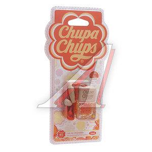 Ароматизатор подвесной жидкостный (апельсин) CHUPA CHUPS CHP101