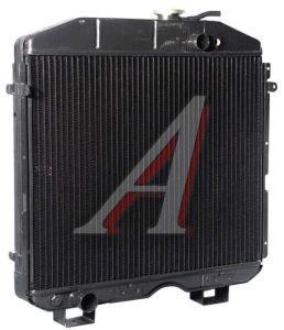 Радиатор ПАЗ-3205 медный 4-х рядный ШААЗ 3205-1301010, 3205-1301010-02