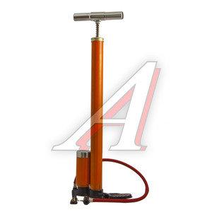 Насос ручной ORANGE с ресивером и манометром АВТОСТОП AC-9001
