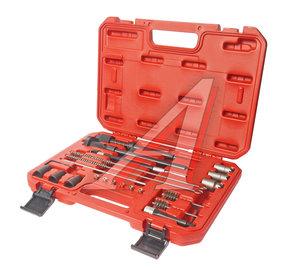 Набор инструментов для восстановления и очистки посадочных мест форсунок в кейсе JTC JTC-4262