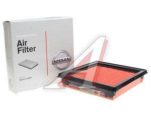 Фильтр воздушный NISSAN Micra (92-03),Note (06-) OE 16546-AX600, LX1270