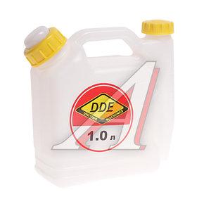 Канистра 1л пластик для топливной смеси с дозатором DDE 247-002