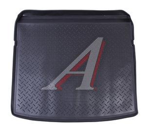 Коврик багажника CHEVROLET Cruze хетчбек (11-) полиуретан NOR NPL-P-12-10