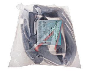 Патрубок ГАЗ-3302 дв.Крайслер радиатора комплект 5шт. ТК МЕХАНИК 3302-1303000, 06-13-107бМ