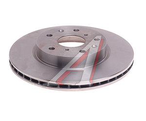 Диск тормозной SUZUKI SX4 передний (1шт.) BREMBO 09.A296.14, DF4741, 55311-79J01