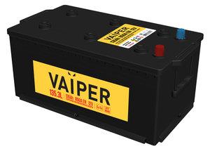 Аккумулятор VAIPER 135А/ч обратная полярность 6СТ135
