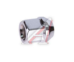 Гайка колеса М12х1.25х25 конус открытая ключ 19мм RACING RACING