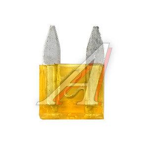 Предохранитель 20А флажковый Yellow MINI TX FT-20MI