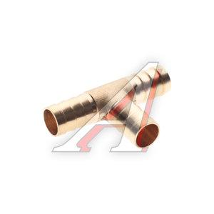 """Переходник для компрессора T-образный """"елочка"""" 12мм E102-6/4, PN-E102-6/4"""