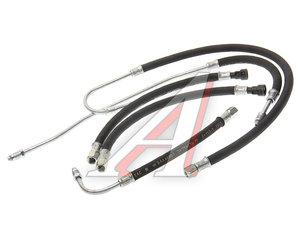 Шланг топливный ВАЗ-2110-12 комплект 5шт. 2112-11104222/08*, 2112-1104222