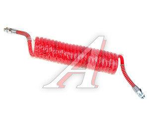 Шланг пневматический витой М16 L=5.5м (красный) (t=-45+50) СМ AIR FLEX М16 L=5.5м (красный), СМ452.711.006.0