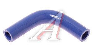 Патрубок угловой силикон (L=100х100мм, d=20) Патрубок D=20*