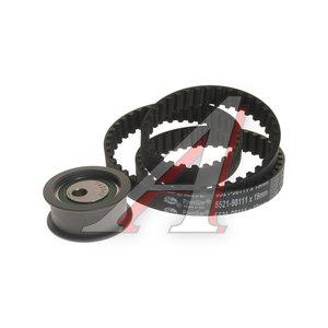 Ремень ГРМ ВАЗ-2108-099 комплект с роликом GATES K015521, 2108-1006040-10