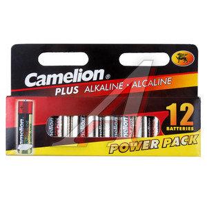 Батарейка AA LR6 1.5V Alkaline Plus (по 1шт.) CAMELION C-LR6P(12)