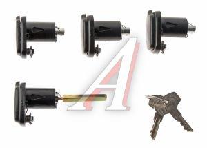 Личинка ГАЗ-2705 замка двери в сборе комплект 4шт. 3302-6505080/6425080