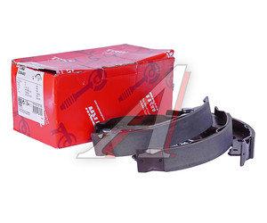 Колодки тормозные SUZUKI Swift (05-) задние барабанные (4шт.) TRW GS8480, 53200-62J02/53200-62J01